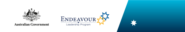 Endeavour Leadership Program